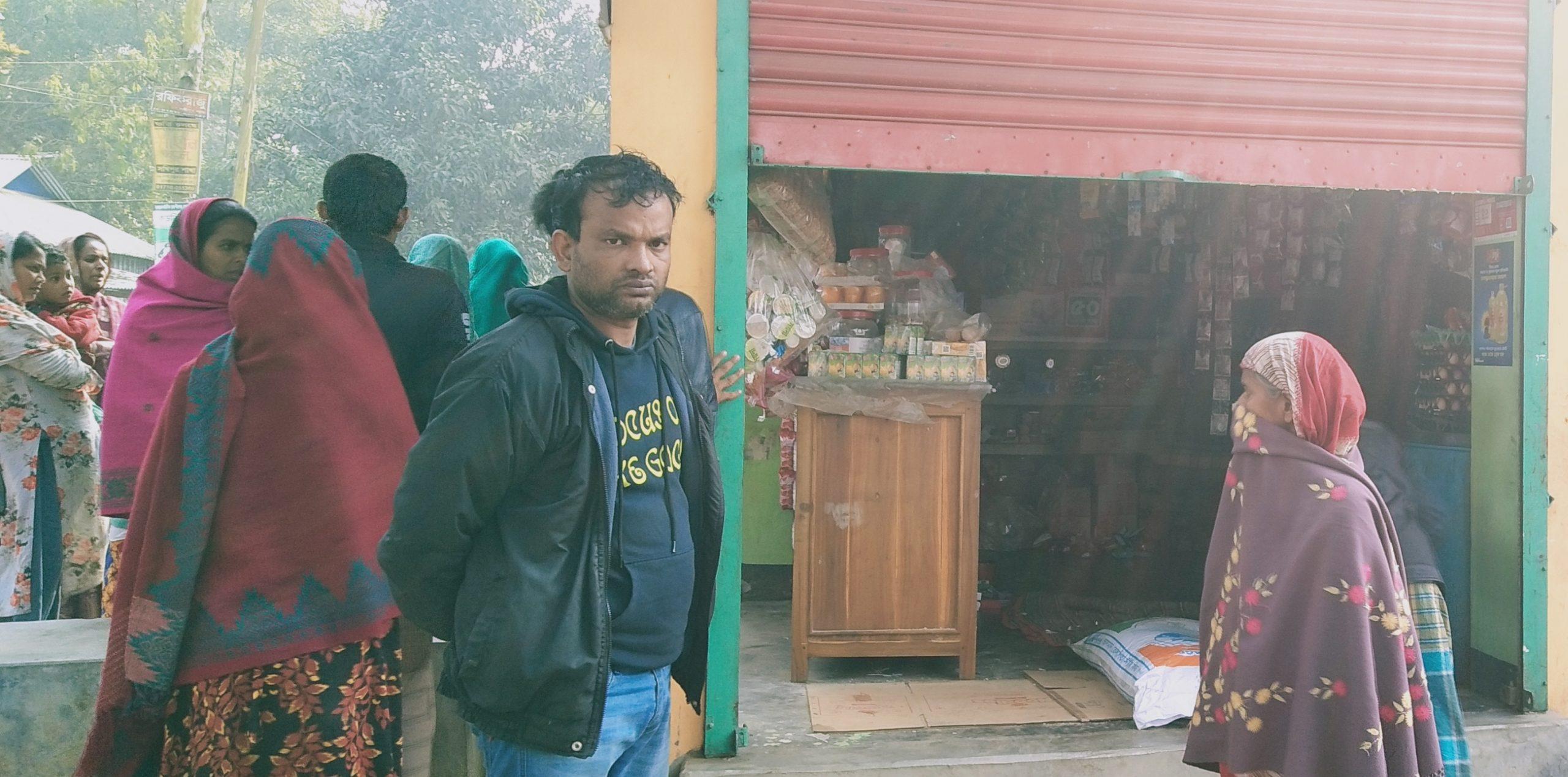 সখীপুরে দোকানের তালা ভেঙ্গে চুরি | জাগো সখীপুর