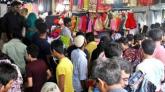 লকডাউন শিথিল সখীপুরে স্বাস্থ্যবিধির বালাই নেই